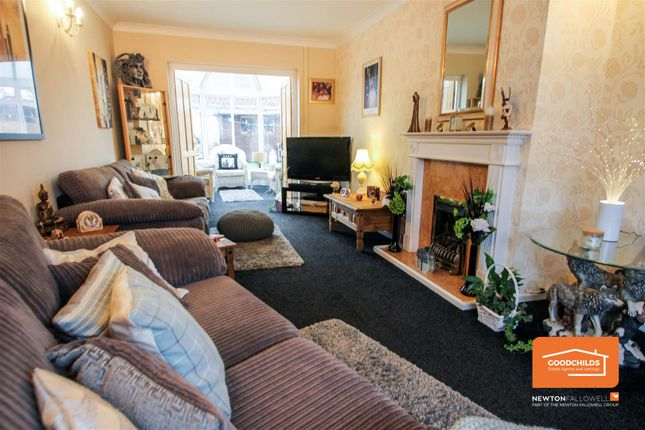 Thumbnail Semi-detached house for sale in Hodgkins Close, Brownhills, Walsall
