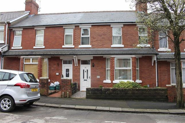Thumbnail Terraced house for sale in Woodlands Road, Barry