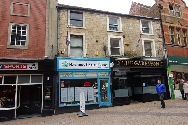 Thumbnail Retail premises for sale in 17 Leeming Street, Mansfield, Nottinghamshire