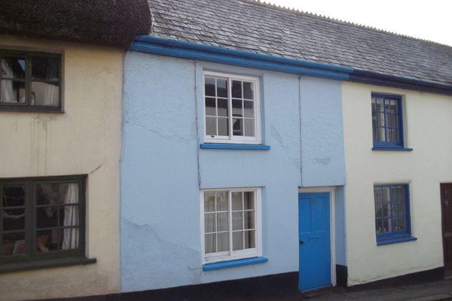Thumbnail Cottage to rent in High Street, Hatherleigh, Okehampton