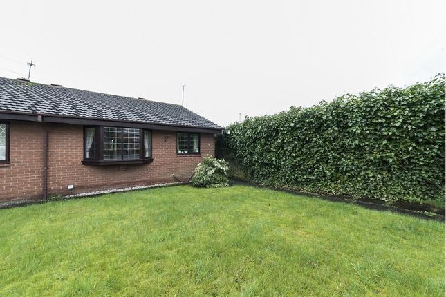 Thumbnail Semi-detached bungalow to rent in Violet Way, Middleton, Manchester