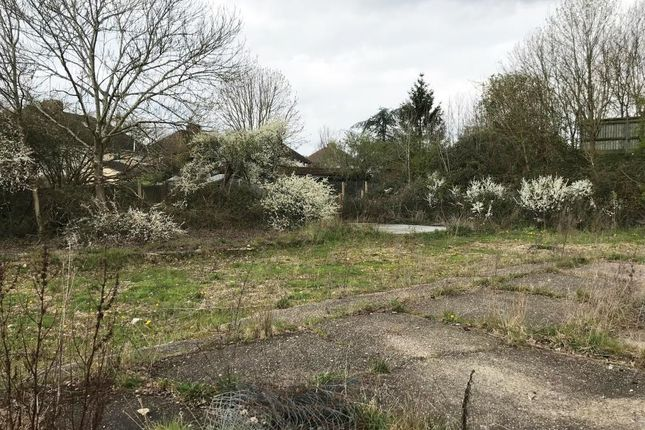 Thumbnail Land for sale in Land Rear Of 71 Hall Lane, Sandon, Chelmsford, Essex