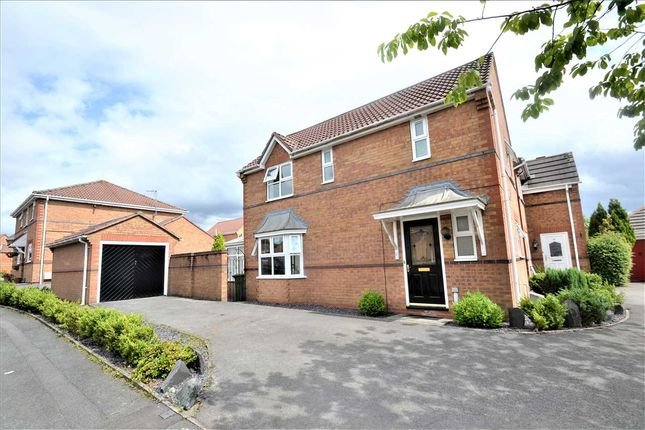 Thumbnail Detached house to rent in Alderton Drive, Westhoughton, Bolton