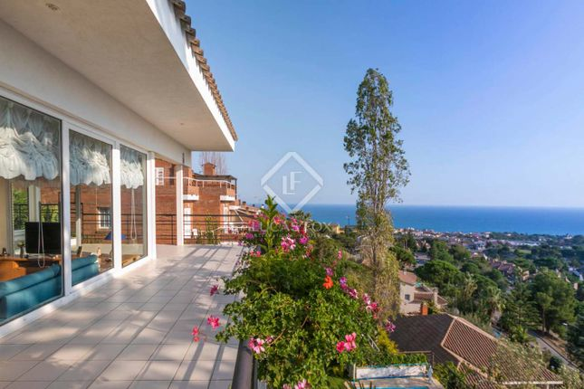 Thumbnail Villa for sale in Spain, Barcelona North Coast (Maresme), Teià, Mrs8032