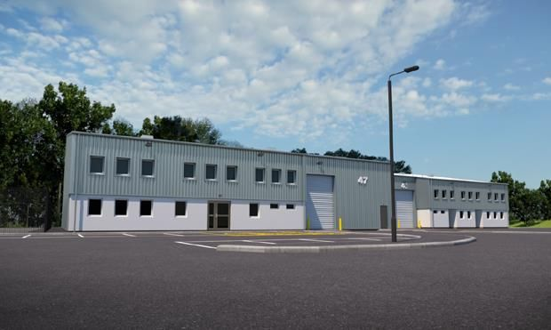 Thumbnail Light industrial to let in Zone Two, First Avenue, Deeside Industrial Park, Deeside, Flintshire