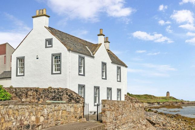 Thumbnail Detached house for sale in Seaside House, 15 East Shore, St Monans