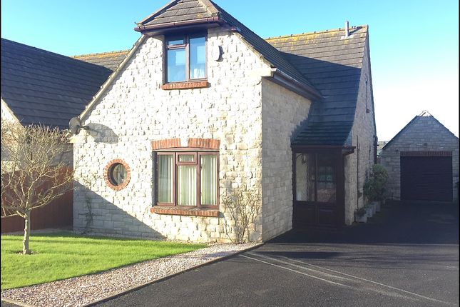 Thumbnail Detached house for sale in Cauldron Barn Road, Swanage