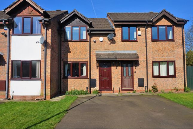 Thumbnail Terraced house for sale in Plattbrook Close, Manchester