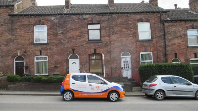 Thumbnail Terraced house to rent in Tong Road, Armley, Leeds