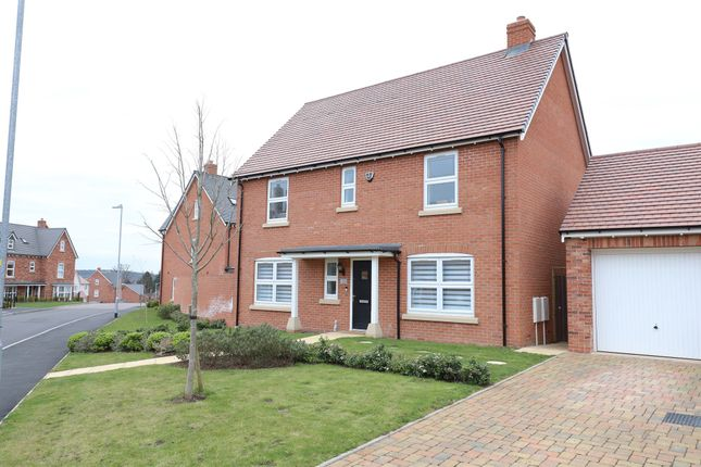 Thumbnail Detached house for sale in Jade Drive, Hagley, Stourbridge