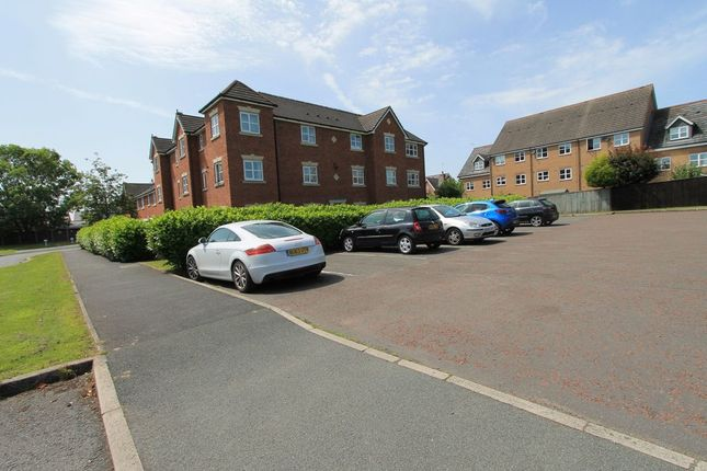 Car Park of Welles Street, Sandbach CW11