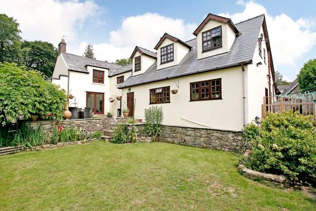 Thumbnail Cottage for sale in Ivy Cottage, Court Colman, Bridgend