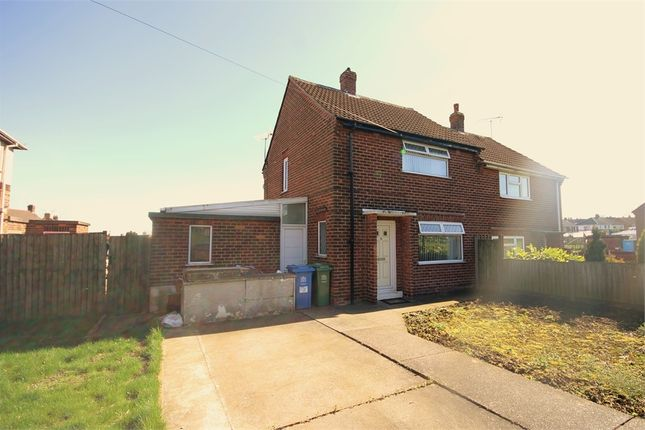 Thumbnail Semi-detached house for sale in Lime Tree Avenue, Mansfield Woodhouse, Mansfield, Nottinghamshire