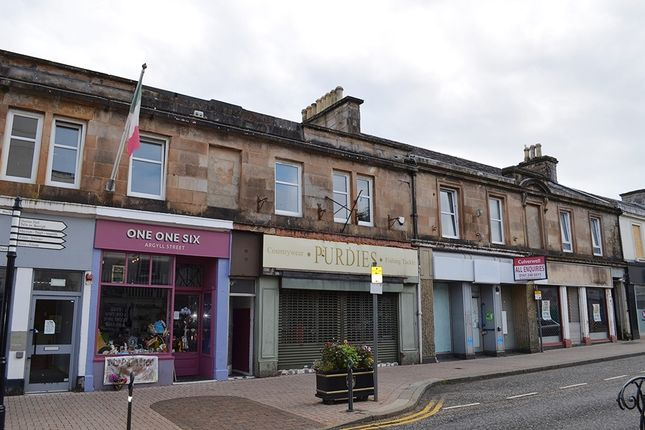 1 bed flat for sale in Argyll Street, Dunoon, Argyll And Bute PA23