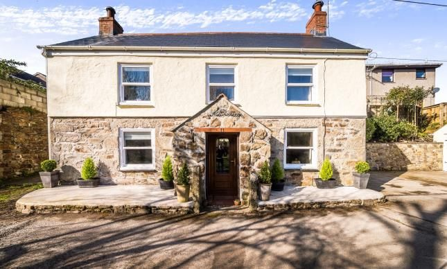 Homes for sale in gwel trencrom hayle tr27 buy property for 27 the terrace st ives for sale