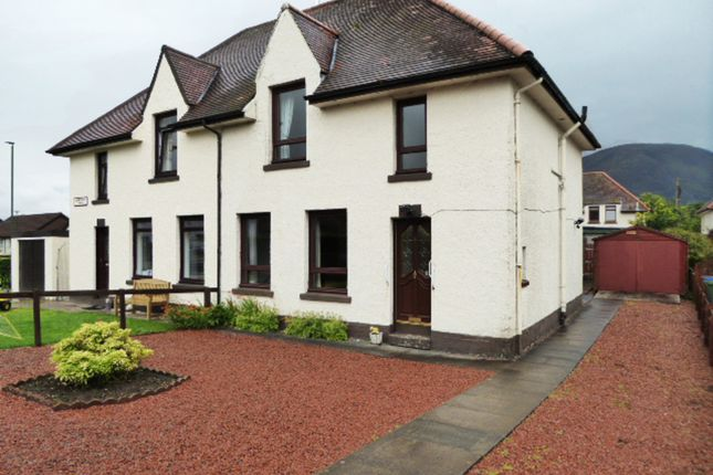 Thumbnail Property for sale in Belford Road, Fort William
