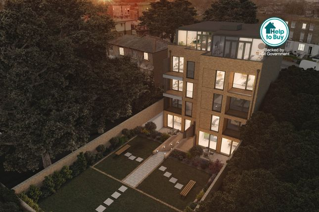 Thumbnail Flat for sale in Flat 1, 168 Queens Road, Peckham, London