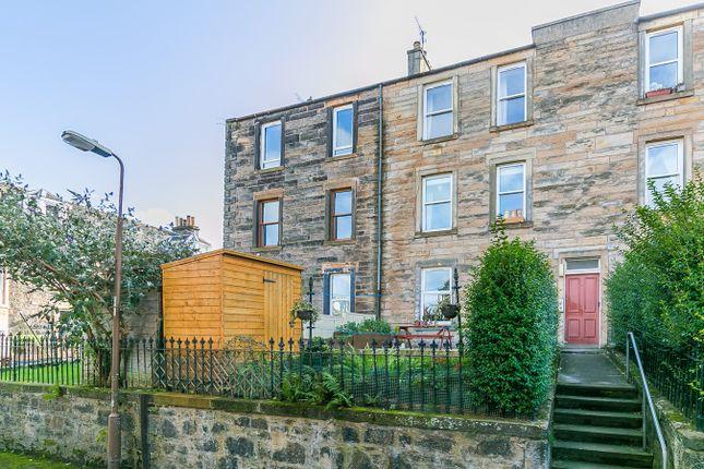 Thumbnail 2 bed flat for sale in Rosevale Terrace, Leith Links, Edinburgh