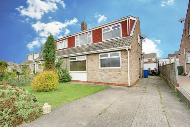 Thumbnail Semi-detached house for sale in Lowfield Road, Beverley, East Riding Of Yorkshire