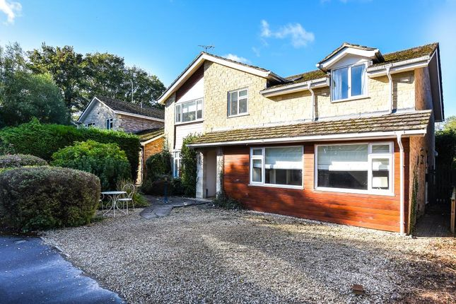 Thumbnail Detached house for sale in Woodstock, Oxfordshire OX20,