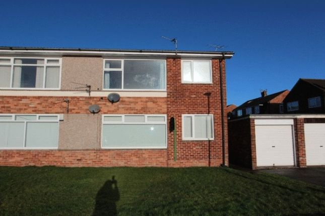 Thumbnail Flat for sale in Monkdale Avenue, Blyth