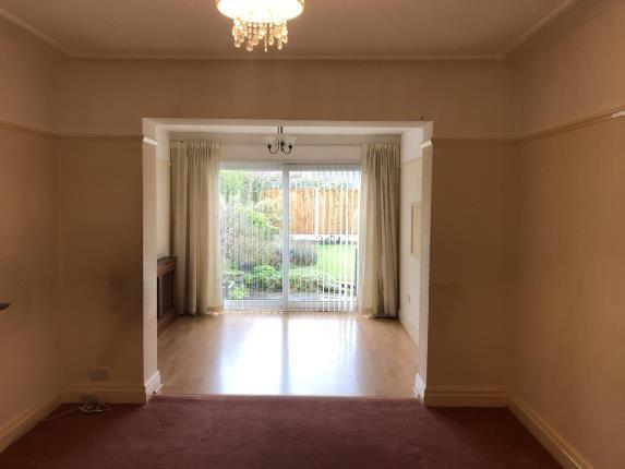 Reception of Somerville Grove, Waterloo, Merseyside L22