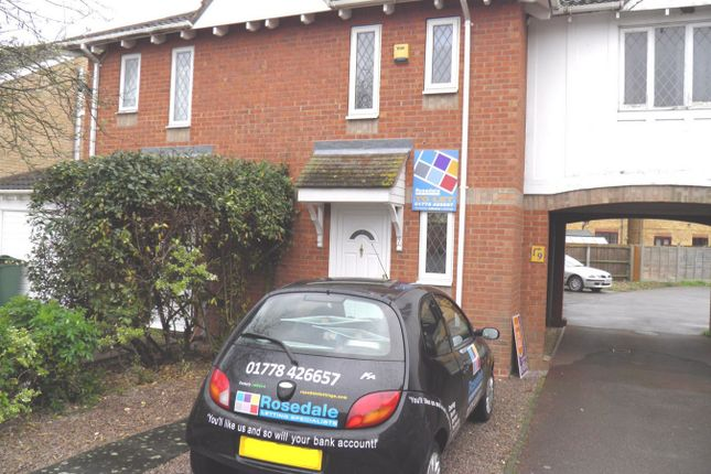 Thumbnail Detached house to rent in Bluebells, Deeping St James, Peterborough, Lincolnshire