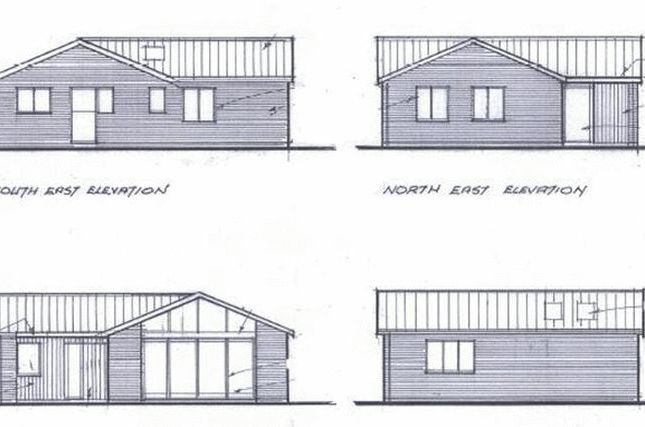 Thumbnail Land for sale in Barn Close, Hopton, Great Yarmouth