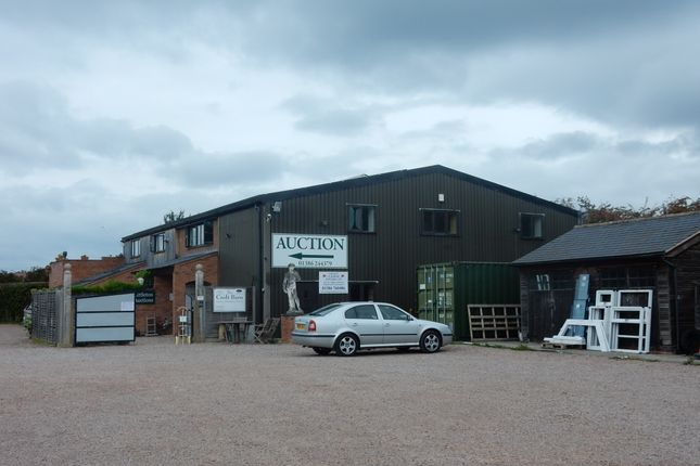 Thumbnail Commercial property to let in School Lane, Middle Littleton, Evesham