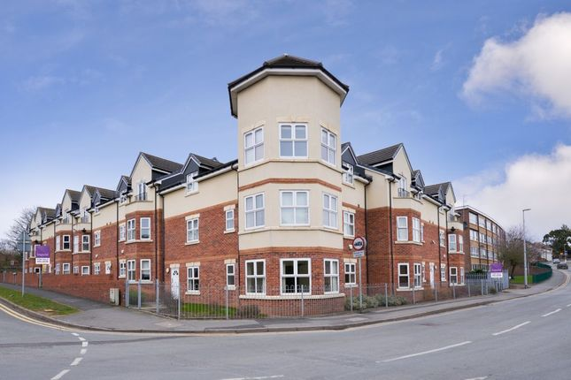 Thumbnail Flat for sale in Captain Webb Drive, Dawley
