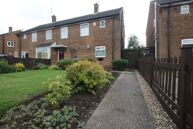 Thumbnail Semi-detached house to rent in Greenacre, Edwalton, Nottingham