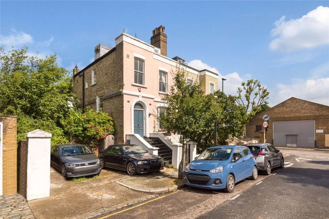 Thumbnail Terraced house for sale in Beacon Hill, Hillmarton Conservation Area, London