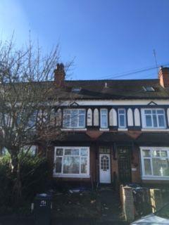 Thumbnail Terraced house to rent in Church Road, Erdington, Birmingham
