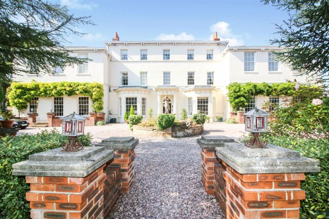 Thumbnail Flat for sale in Hall Park, Swanland, North Ferriby