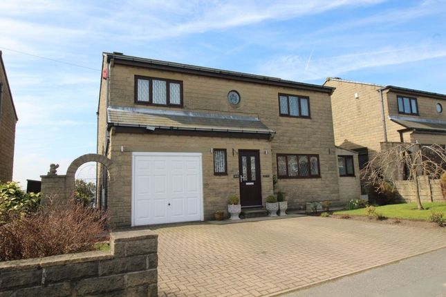 Thumbnail Detached house for sale in Claremount Road, Halifax