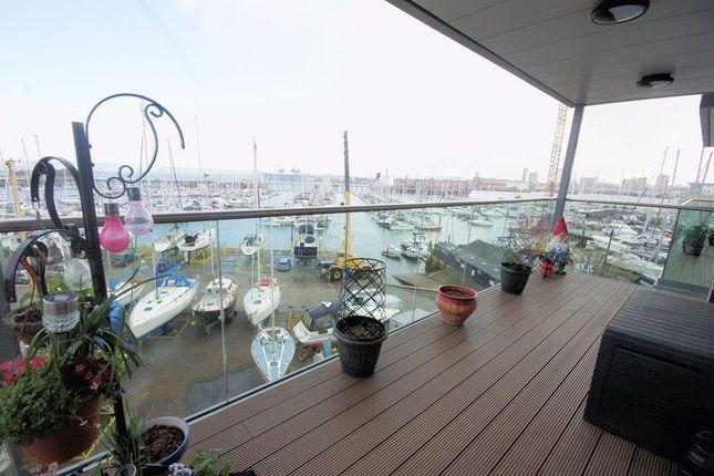 Balcony of Harbour Road, Gosport PO12