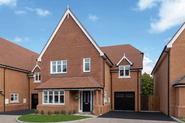 "Thumbnail Detached house for sale in ""The Westminster"" at Epsom Road, Guildford"
