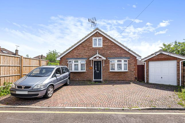 Thumbnail Bungalow for sale in The Crescent, Horley