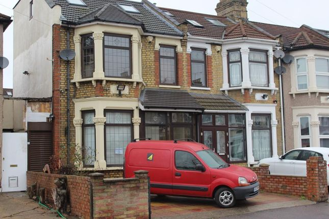 Thumbnail End terrace house to rent in Empress Avenue, Ilford
