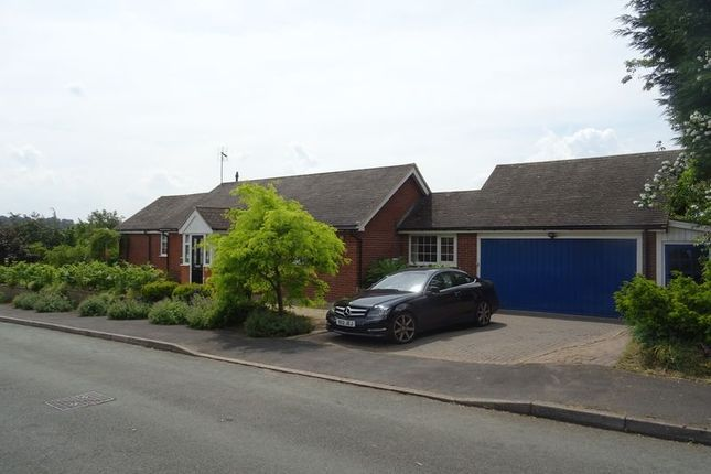Thumbnail Bungalow for sale in The Park, Mayfield, Ashbourne
