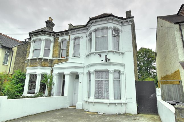 Thumbnail End terrace house to rent in Brook Road, Thornton Heath