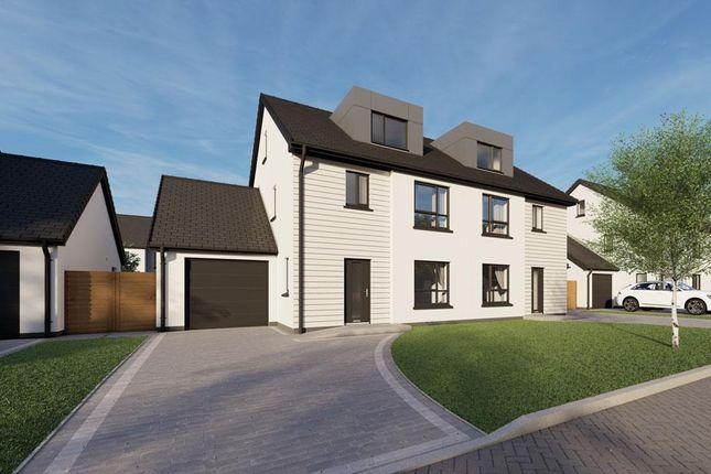 Thumbnail Semi-detached house for sale in Plot 59, The Meadows, Douglas Road, Castletown