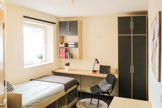 Thumbnail Property to rent in En Suite Room In Cluster Flat, Flewitt House, Beeston