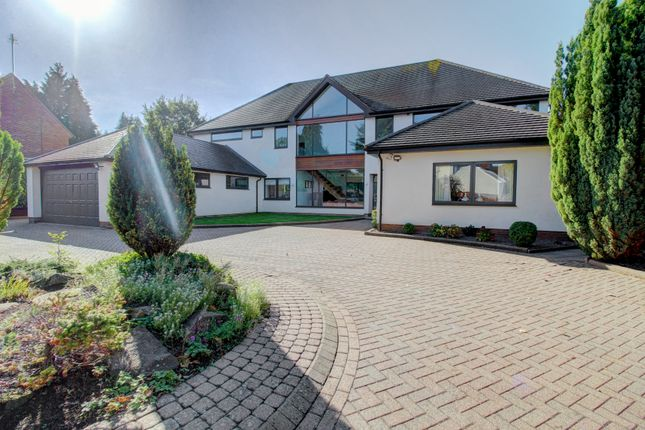 Thumbnail Detached house for sale in Newfield Road, Hagley, Stourbridge