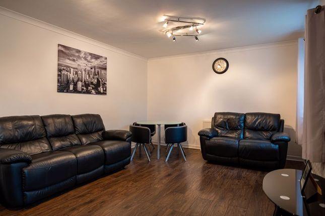 Thumbnail Flat for sale in Gardner Crescent, Aberdeen