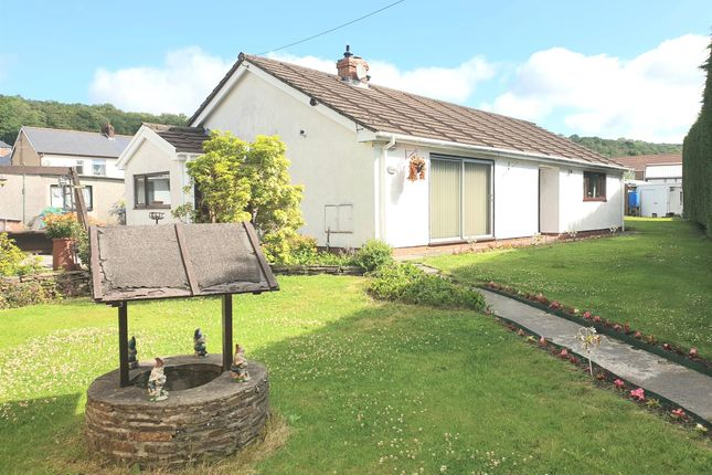 Thumbnail Detached bungalow for sale in New Street, Glynneath, Neath