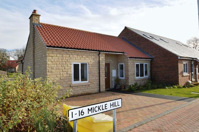 Thumbnail Bungalow for sale in Mickle Hill, Pickering