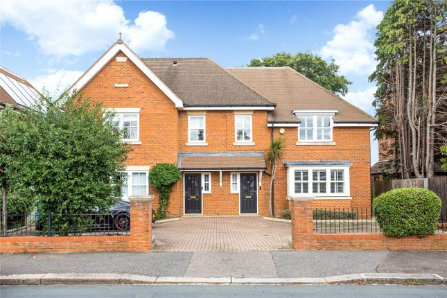 Thumbnail Semi-detached house for sale in Acacia Road, Hampton