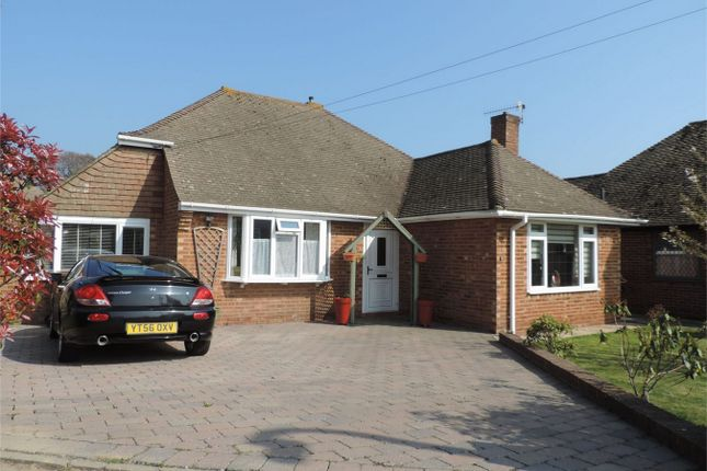 Thumbnail Detached bungalow for sale in Ward Way, Bexhill On Sea, East Sussex