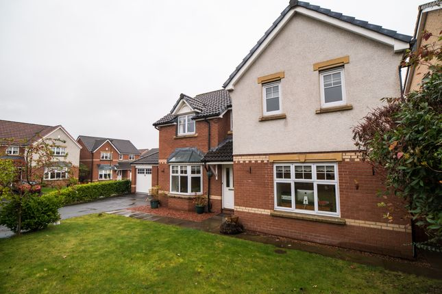 Thumbnail Detached house for sale in Craigallan Park, Bo'ness
